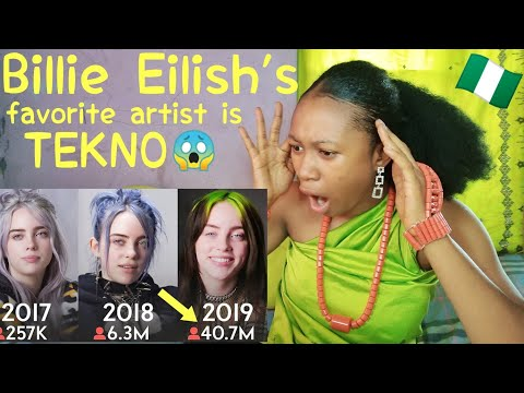 Billie Eilish VANITY FAIR Same Interview, Third Year | Her Favorite Artist Is Nigerian!!!