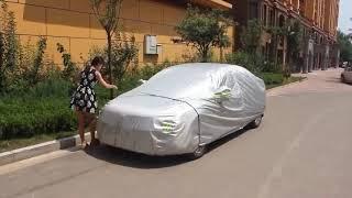 Покривало за автомобил против градушка, сняг, слънце