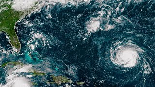 Hurricane Florence's path tracks towards Carolinas as evacuations begin