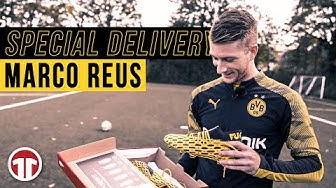 Special Delivery Challenge ft. Marco Reus