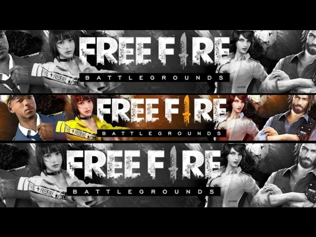 After effects 4 cinema 4d 6 photoshop 317. Banner Free Fire Youtube