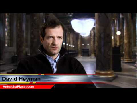 David Heyman: Interview