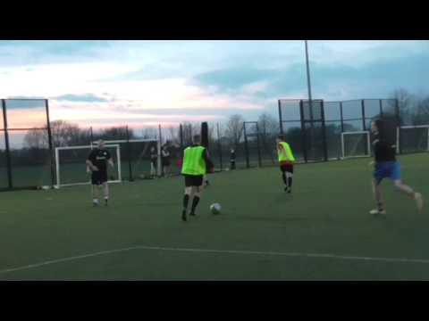 Sol Campbell Fc 3 - 3 FC Banterlona