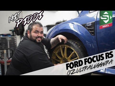 Sidney Industries | FORD FOCUS RS MK2 | Noch einer!?