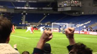 James Ward-Prowse Penalty England 3-1 Switzerland