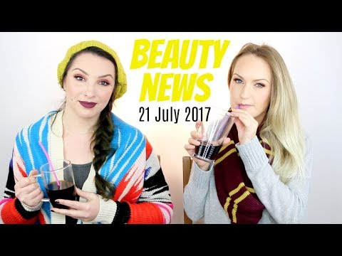 BEAUTY NEWS - 21 July 2017