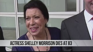 Actress Shelley Morrison dies at 83