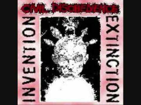 Part 3: Civil Disobedience-Invention Extinction (ENTIRE LP) mp3