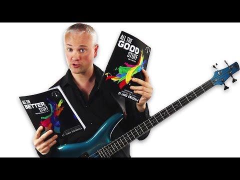 Awesome Bass Books To Transform You Into A Bass Ninja!