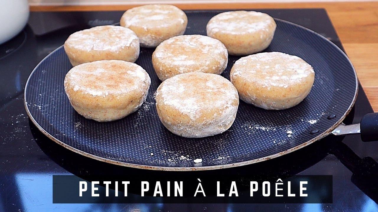 Petit Pain Maison Au Levain Batbout Le Pain Oriental Fait Maison Youtube