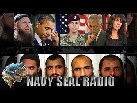 "Navy SEAL Radio- ""The Bergdhal Debacle"" Interviews with Thom Shea and Dan O'Shea"