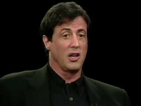 Sylvester Stallone interview   Chat With Sylvester Stallone   Sylvester Stallone Funny