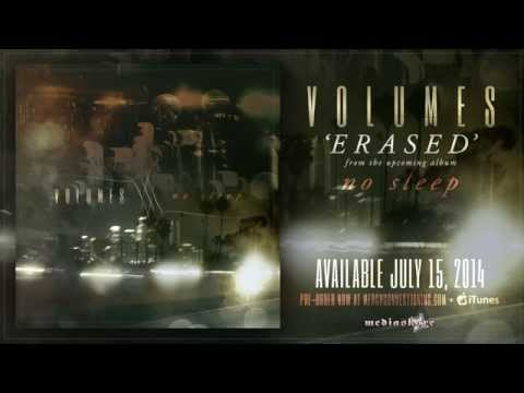 Volumes - Erased