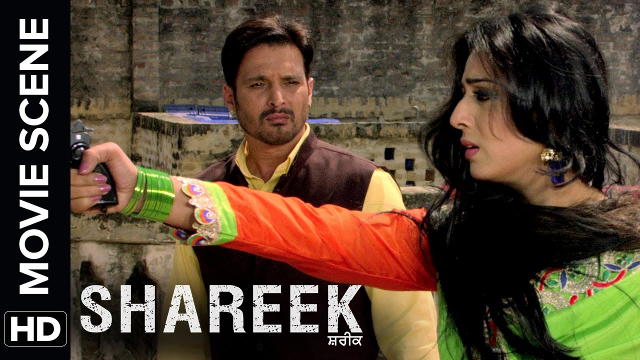 Download Mahie Gill has a shocking announcement | Shareek | Movie Scene