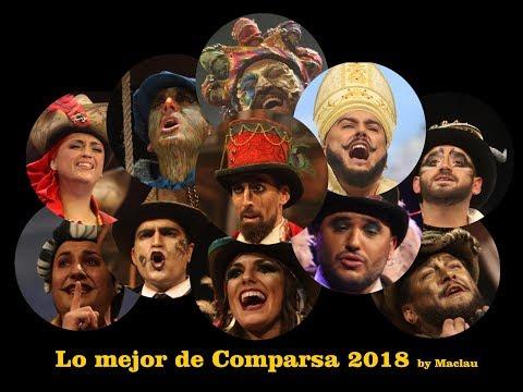 Lo mejor de Comparsa 2018 by Maclau (SONIDO HQ). Carnaval de Cádiz 2018.