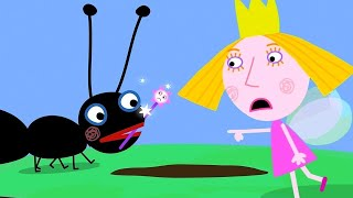 Ben and Holly's Little Kingdom | Thief Ants | 1Hour | HD Cartoons for Kids