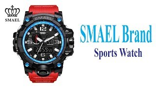 Best SMAEL Brand Sports Watches Review