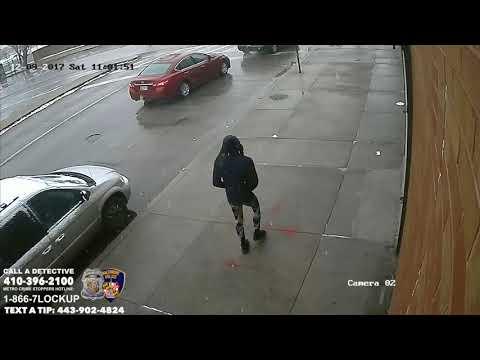 Murder Suspect's Identity Sought (3200 Spaulding Avenue Homicide)