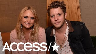 "Anderson East Can't Stop Gushing Over Miranda Lambert: ""She's Unbelievably More Talented Than Me""  