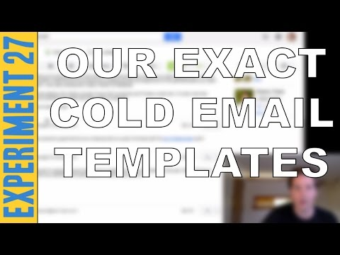 How We Cold Email If No Response