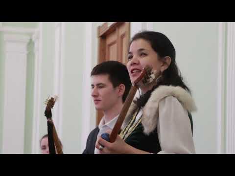 Документальный фильм«Халҡым моңо» – «Мелодия народа»