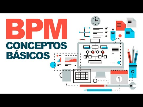 Conceptos B 225 Sicos Sobre Bpm Business Process Management Abiztar Youtube