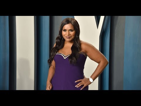 Mindy Kaling Casually Reveals She Gave Birth to a Baby Boy Last ...