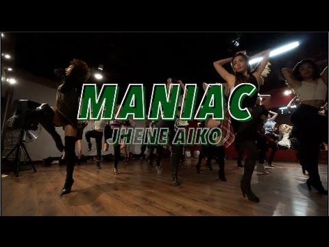MANIAC | JHENE AIKO | BRINN NICOLE CHOREOGRAPHY