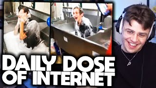 Reaktion auf Daily Dose of Internet!