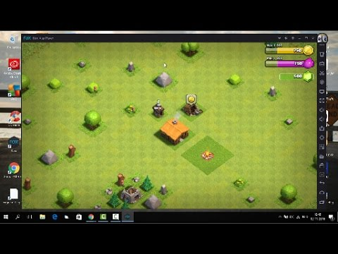 How to play Clash of Clans on PC without Bluestacks 100% WORKS!!