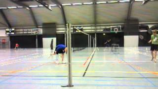 Wout badminton