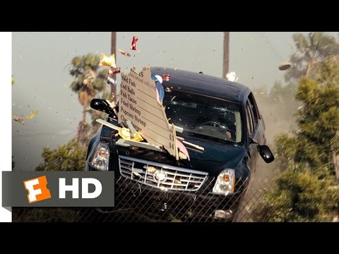 Get Smart (4/4) Movie CLIP - Golf Course Gauntlet (2008) HD