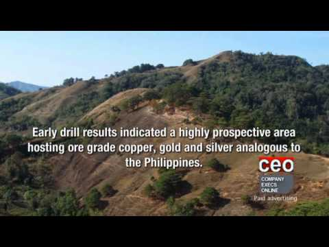 Olympus Pacific Minerals: CEO Clip