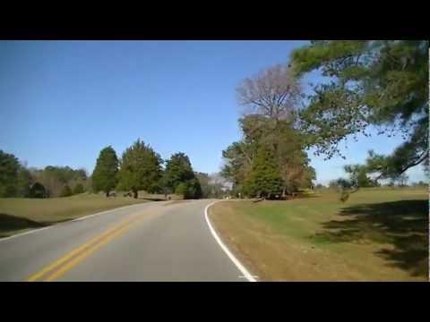 Yorktown Virginia Battlefield Beach Dash Cam Tour - Satellite Dish Technician Mark Erney