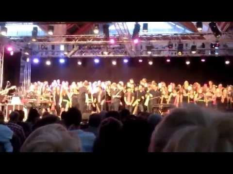 My desire  Kirk Franklin Mass Gospel Choir