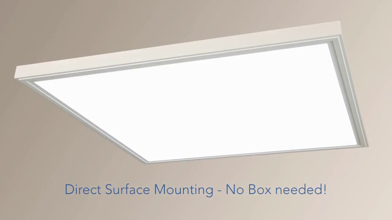 Cpanl Led Switchable Lumen Flat Panel By Lithonia Lighting