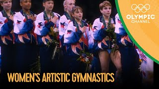 Women's Team Artistic Gymnastics | Atlanta 1996 Replays