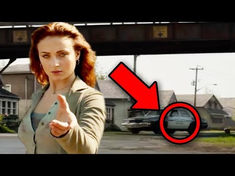 X-MEN DARK PHOENIX Trailer Breakdown! Easter Eggs & Details You Missed!