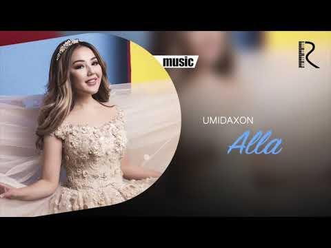Umidaxon - Alla | Умидахон - Алла (music version) #UydaQoling