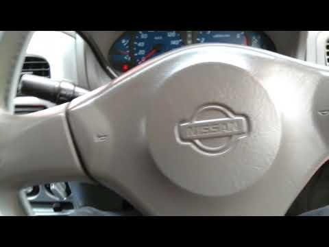 Сброс ЧЕКа Nissan Cube AZ10