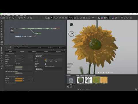 e-on Software PlantFactory Tips & Tricks: Flower Project - Part 4 thumbnail
