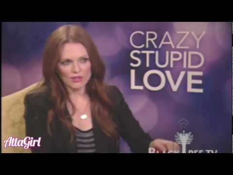 Julianne Moore Crazy Stupid Love Interview