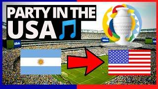 ¡BOMBA! CONMEBOL quita Copa América a Argentina l Estados Unidos se ofrece