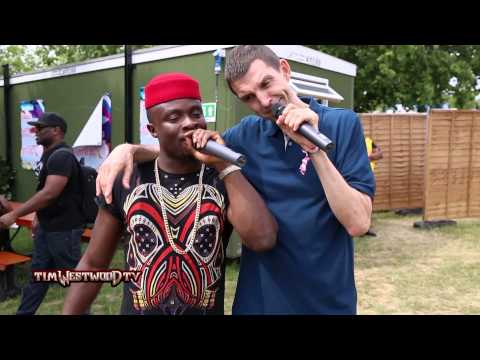 Fuse ODG on Nigeria Vs Ghana - Westwood