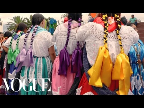 Style, The Oaxaca Way   Vogue