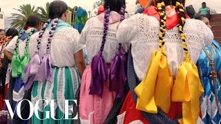 Style, the Oaxaca Way | Vogue