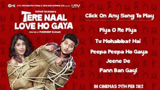 Tere Naal Love Ho Gaya Audio Jukebox - Full Songs Non Stop