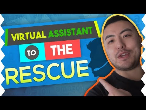 What does my Amazon FBA Virtual Assistant do for me?
