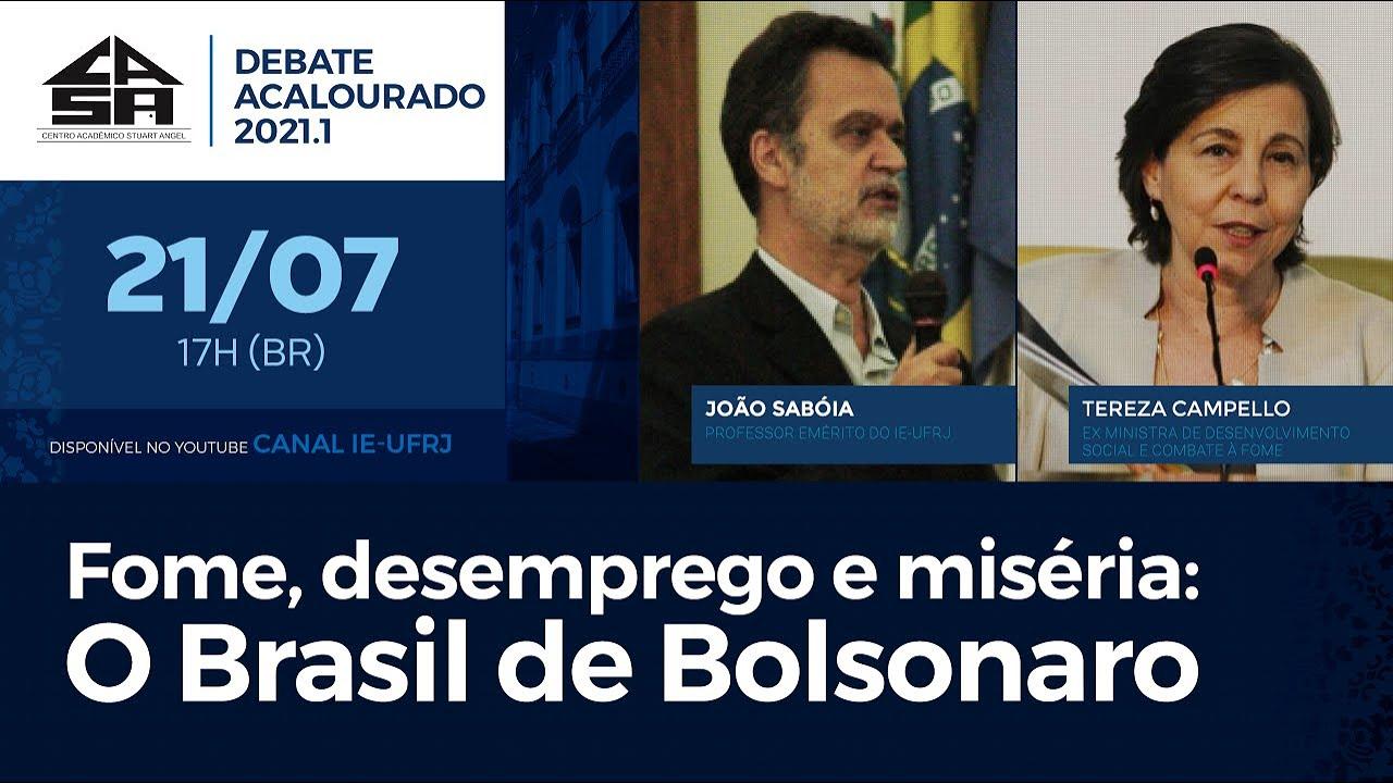 Fome, desemprego e miséria: O Brasil de Bolsonaro