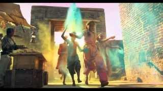Incredible India 2013 - Madhya Pradesh colors Wonderfull Ad